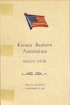 The Banquet of Kansas Bankers Association Program