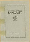 Junior-Senior Banquet of Fort Hays Kansas Normal School Program