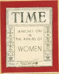 Marches in the Affairs of Women of Fort Hays Kansas State College Program