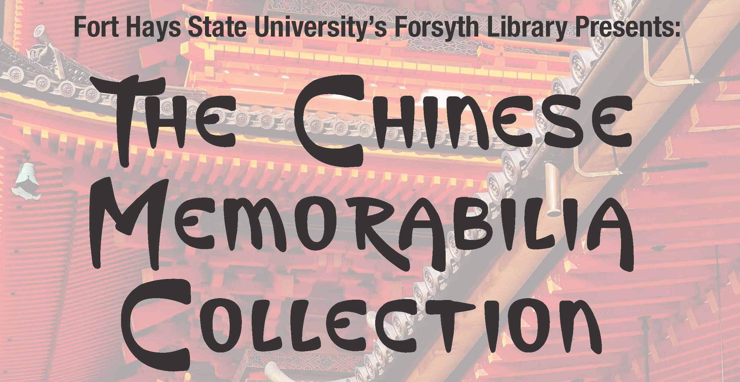 Chinese Memorabilia Collection