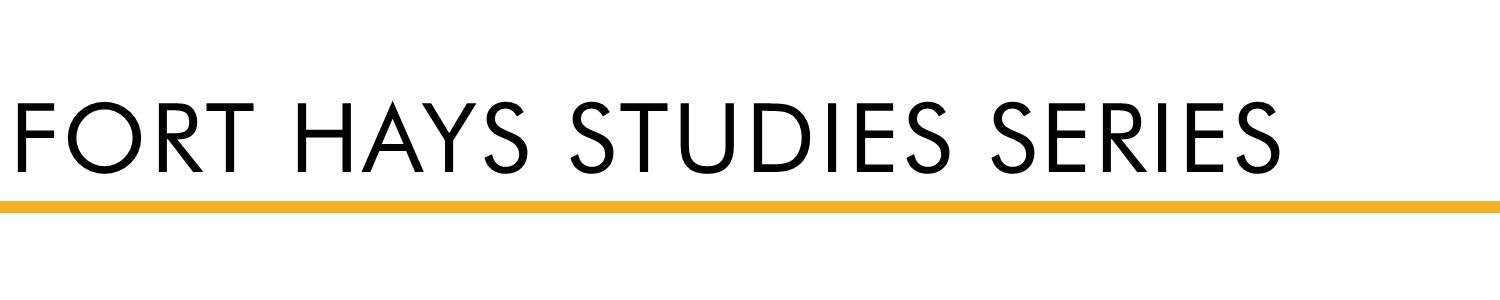 Fort Hays Studies Series