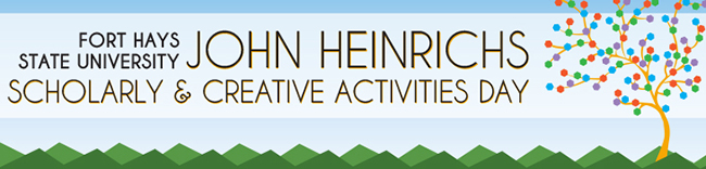 John Heinrichs Scholarly and Creative Activities Day