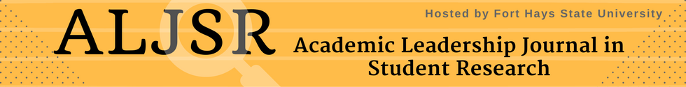 Academic Leadership Journal in Student Research