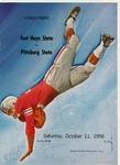 Fort Hays State vs. Pittsburg State football program