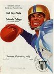 Fort Hays State vs. Colorado College of Colorado Springs football program