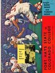 Fort Hays State vs. Colorado College football program