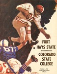 Fort Hays State vs. Colorado State College football program by Fort Hays Kansas State College
