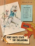 Fort Hays State vs. SW Oklahoma football program by Fort Hays Kansas State College