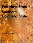 Fort Hays State vs. Southern Colorado football program by Fort Hays Kansas State College