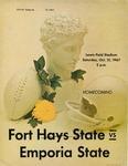 Fort Hays State vs. Emporia State football program