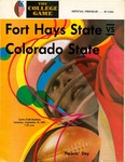 Fort Hays State vs. Colorado State College football program