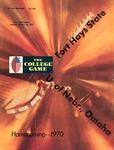 Fort Hays State vs. University of Nebraska, Omaha football program