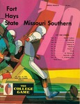Fort Hays State vs. Missouri Southern football program