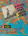 Emporia State vs. Fort Hays State football program by Fort Hays Kansas State College