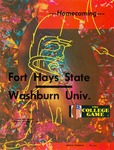 Fort Hays State vs. Washburn University football program by Fort Hays Kansas State College