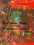 Fort Hays State vs. Washburn University football program by Fort Hays Kansas State College