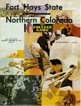 Fort Hays State vs. Northern Colorado football program by Fort Hays Kansas State College