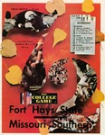 Fort Hays State vs. Missouri Southern football program by Fort Hays Kansas State College