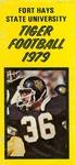 1979 Fort Hays State University football brochure by Fort Hays State University