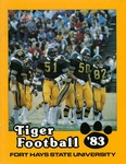Fort Hays State vs. Missouri Western State College football program by Fort Hays State University