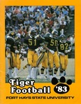 Fort Hays State vs. Langston University football progam by Fort Hays State University
