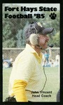 Fort Hays State Football '85