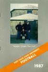Fort Hays State University '87 Football Media Guide