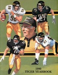 Fort Hays State University 1990 Football Yearbook