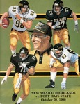 Fort Hays State vs. New Mexico Highlands football program