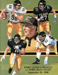 Fort Lewis College vs. Fort Hays State football program by Fort Hays State University