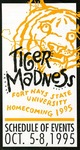 Fort Hays State University Homecoming Schedule of Events