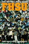 Fort Hays State University 1995 Football Media Guide by Fort Hays State University