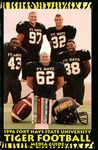 Fort Hays State University 1996 Football Media Guide by Fort Hays State University