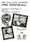 Fort Hays State University vs. Washburn University football program by Fort Hays State University