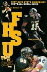 Fort Hays State University 1999 Football Media Guide by Fort Hays State University