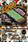 Fort Hays State University 2000 Football Media Guide by Fort Hays State University