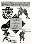 Fort Hays State University vs. New Mexico Highlands University football program by Fort Hays State University