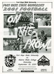 Fort Hays State University vs. Adams State College football program by Fort Hays State University