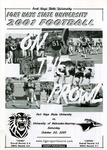 Fort Hays State University vs. University of Nebraska-Kearney football program by Fort Hays State University