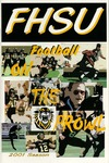Fort Hays State University 2001 Football Media Guide by Fort Hays State University