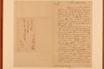 Letter from Benjamin Franklin to Humphrey Marshall by Benjamin Franklin 1706-1790