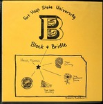 FHSU Block & Bridle Club Scrapbook: 1989-1990