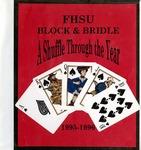 FHSU Block & Bridle Club Scrapbook: 1995-1996