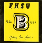 FHSU Block & Bridle Club Scrapbook: 1996-1997 by FHSU Block & Bridle Club
