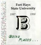 FHSU Block & Bridle Club Scrapbook: 1997-1998 by FHSU Block & Bridle Club