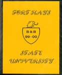 FHSU Block & Bridle Club Scrapbook: 1999-2000