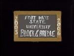 FHSU Block & Bridle Club Scrapbook: 2005-2006 by FHSU Block & Bridle Club