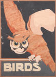 Birds by Mabel Vandiver 1886-1991