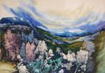 Aspens by John C. Thorns Jr., 1926-2014