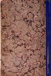 002: Dodge City Police Docket - Inside Cover L